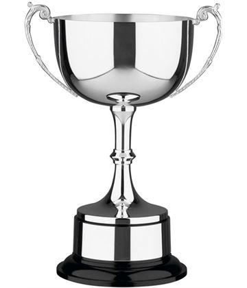 "Cambridge Presentation Cup with Plinthband 23cm (9"")"