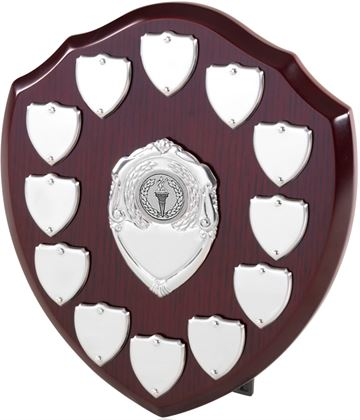 "Perpetual Value Presentation Shield 20.5cm (8"")"