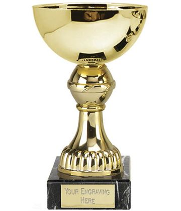 "Nordic Gold Trophy Cup 12.5cm (5"")"