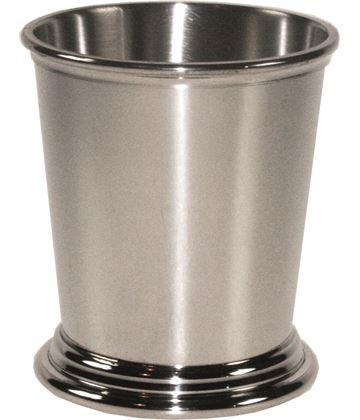 """Plain Pewter Whisky Tumbler 7.5cm (3"""")"""