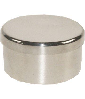 "Plain Round Trinket Box 5cm (2"")"