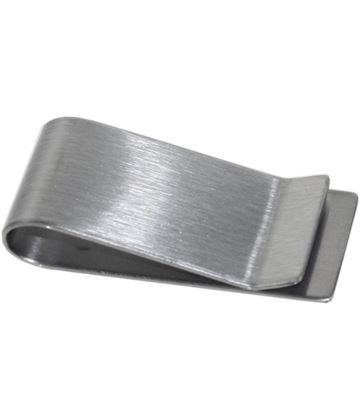 "Stainless Steel Money Clip 4cm (1.5"")"