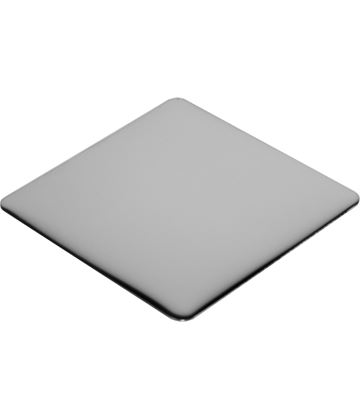 """Stainless Steel Square Coaster 9cm (3.5"""")"""