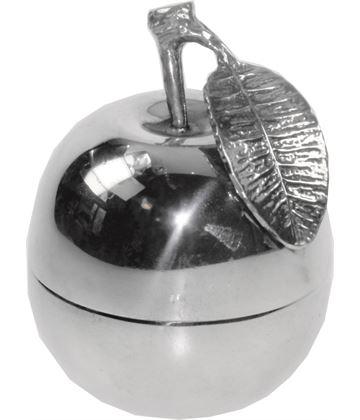 "Apple Shaped Trinket Box 5cm (2"")"