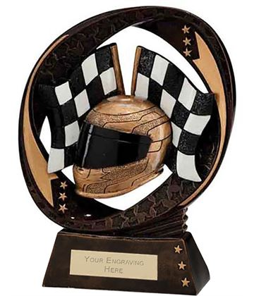 "Typhoon Motorsport Trophy 17cm (6.75"")"