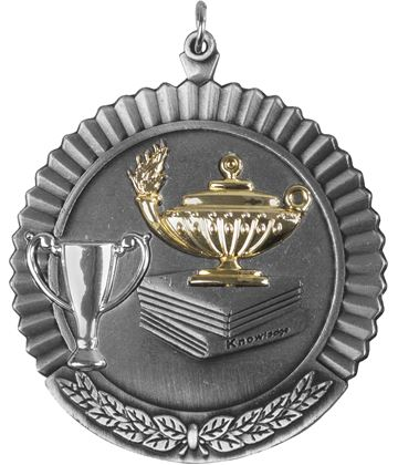 "Silver Knowledge Medal 50mm (2"")"