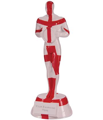 "St George Resin Achievement Award Trophy 21cm (8.25"")"