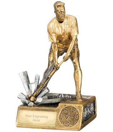 """Male Hockey Krypton Trophy 16cm (6.25"""")"""