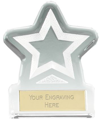 "Star Echo Glass Award 11cm (4.25"")"
