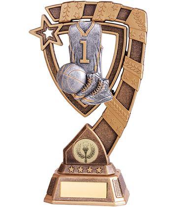 "Euphoria Basketball Trophy 15cm (6"")"