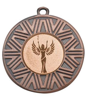 "Multi Award Achievement Medal Bronze 50mm (2"")"