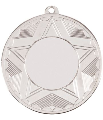 "Horizon Medal Series Silver 50mm (2"")"