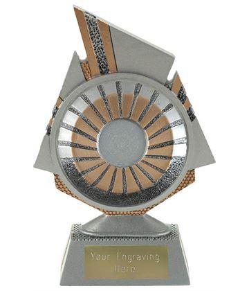 """Shard 25mm Centre Trophy 15cm (6"""")"""