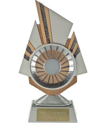 """Shard 25mm Centre Trophy 19.5cm (7.75"""")"""