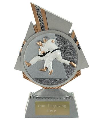 "Shard Judo Trophy 15cm (6"")"