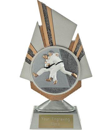 "Shard Judo Trophy 19.5cm (7.75"")"