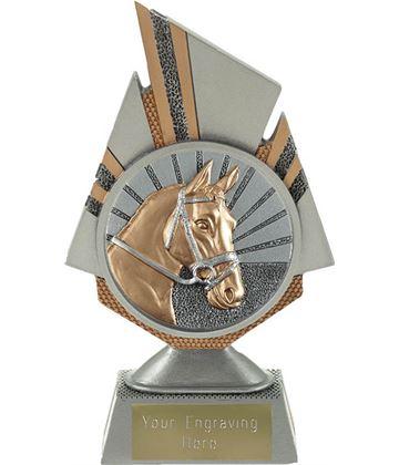 "Shard Horse Trophy 17.5cm (6.75"")"