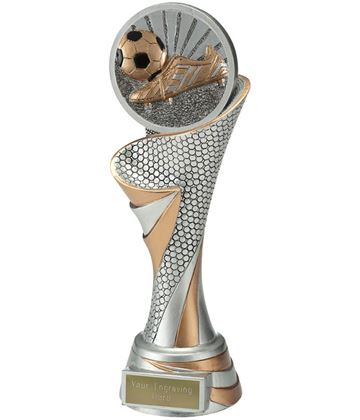 "Reach Boot and Ball Trophy 24.5cm (9.5"")"