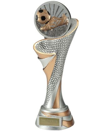 """Reach Boot and Ball Trophy 26cm (10.25"""")"""