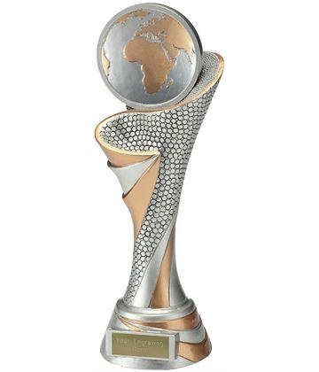 """Reach Globe Trophy 26cm (10.25"""")"""