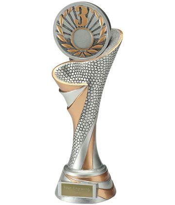 """Reach 3rd Place Trophy 26cm (10.25"""")"""