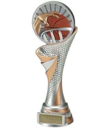 """Reach Basketball Trophy 22.5cm (8.75"""")"""
