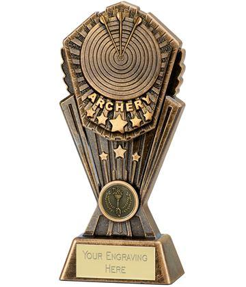 """Cosmos Archery Trophy 20cm (8"""")"""