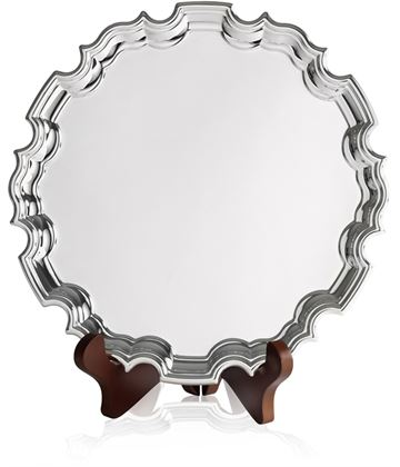"Heavy Gauge Nickel Salver S3 25cm (10"")"