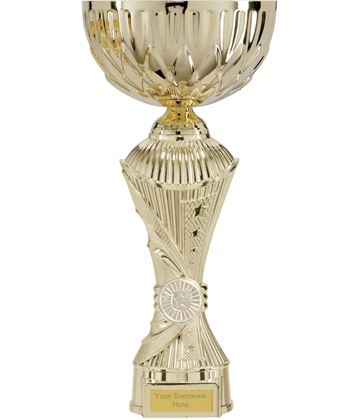 """Astro All Stars Heavyweight Cup Gold 29cm (11.5"""")"""