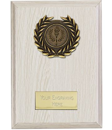 "Event Ivory Plaque 10cm (4"")"