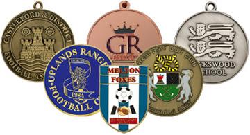 Bespoke Medals