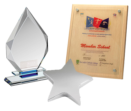 Corporate Awards £10 to £25
