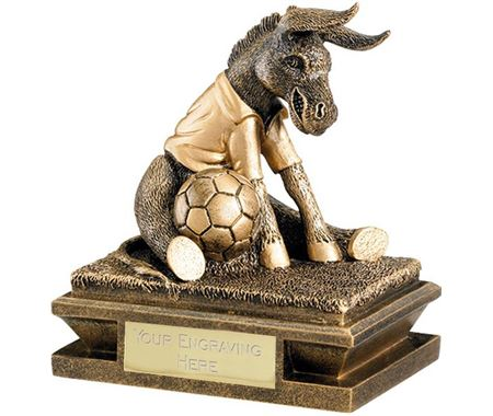 Novelty Football Trophies
