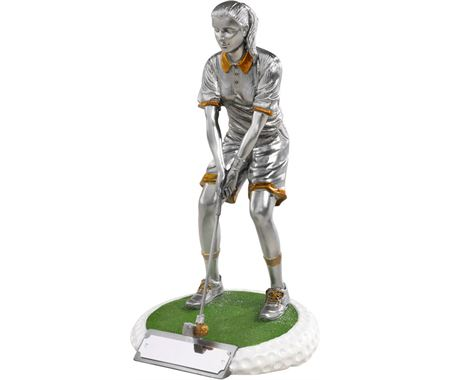 Female Golf Trophies