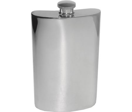 Personalised Large Hip Flasks