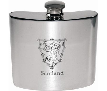 Personalised Scottish Hip Flasks