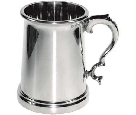 Personalised Plain Tankards