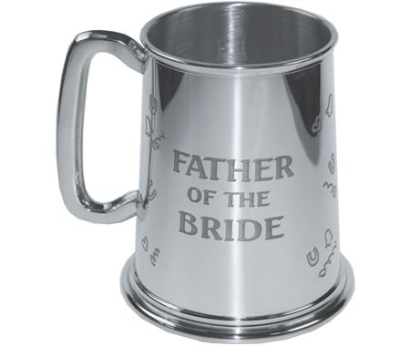 Personalised Wedding Tankards